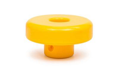 סטופר פלסטיק לחבל טיפוס קוטר 18 מ'מ